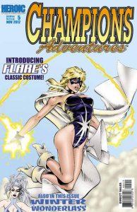 Champions Adventures #5 (2012)