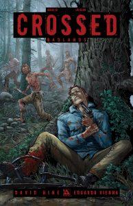 Crossed Badlands #18 (2012)