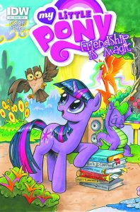 My Little Pony: Friendship Is Magic #1 (2012)