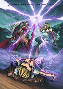 Grimm Fairy Tales Myths & Legends #23 (2012)