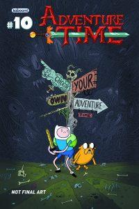 Adventure Time #10 (2012)