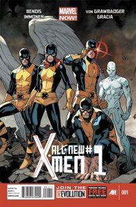 All-New X-Men #1 (2012)