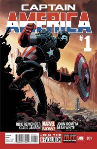 Captain America #1 (2012)