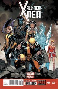 All-New X-Men #2 (2012)