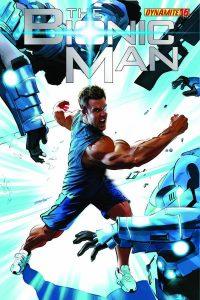 Bionic Man #16 (2012)