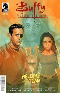 Buffy the Vampire Slayer Season 9 #16 (2012)