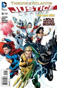 Justice League #15 (2012)