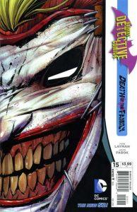 Detective Comics #15 (2012)