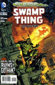 Swamp Thing #15 (2012)