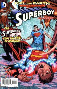 Superboy #15 (2012)