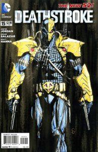 Deathstroke #15 (2012)