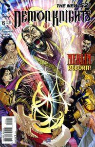 Demon Knights #15 (2012)