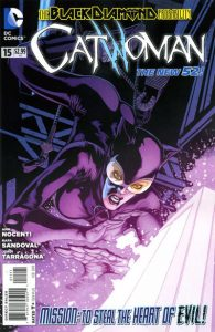 Catwoman #15 (2012)