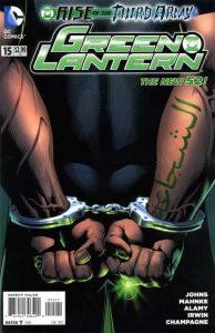 Green Lantern #15 (2012)