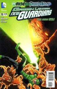 Green Lantern: New Guardians #15 (2012)
