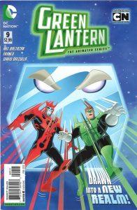 Green Lantern: The Animated Series #9 (2012)