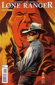 The Lone Ranger #12 (2012)
