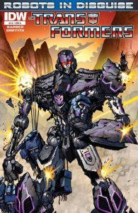 The Transformers: Robots in Disguise #12 (2012)