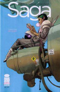 Saga #8 (2012)