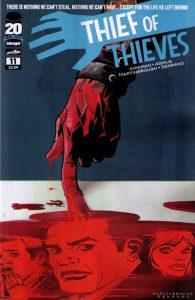Thief of Thieves #11 (2012)