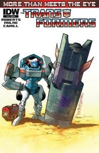The Transformers: More Than Meets the Eye #12 (2012)