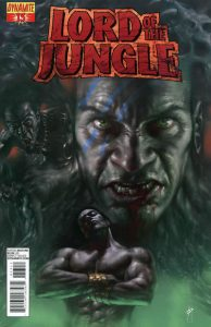 Lord of the Jungle #13 (2012)
