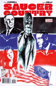 Saucer Country #10 (2012)