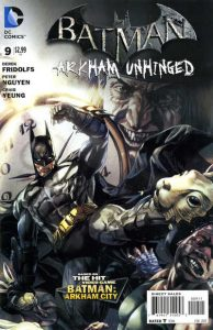 Batman: Arkham Unhinged #9 (2012)