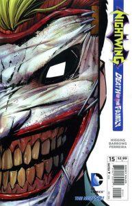 Nightwing #15 (2012)