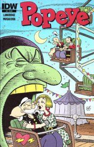 Popeye #8 (2012)
