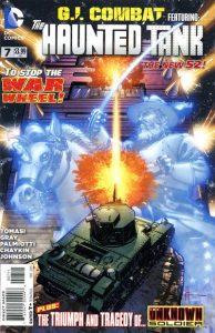 G.I. Combat #7 (2012)