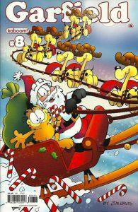 Garfield #8 (2012)