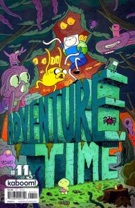 Adventure Time #11 (2012)