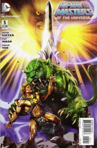 He-Man and the Masters of the Universe #5 (2012)