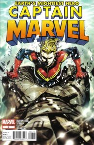 Captain Marvel #8 (2012)