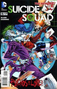 Suicide Squad #15 (2012)