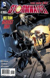 Stormwatch #15 (2012)