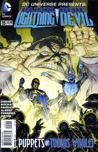DC Universe Presents #15 (2012)