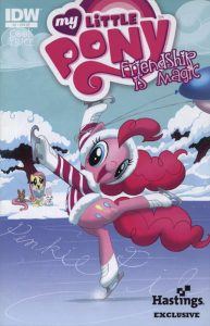 My Little Pony: Friendship Is Magic #2 (2012)