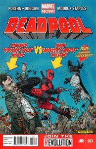 Deadpool #3 (2012)