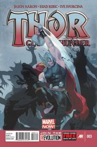Thor: God of Thunder #3 (2012)
