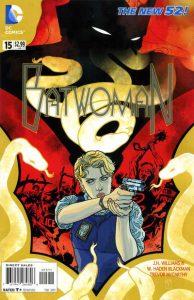 Batwoman #15 (2012)