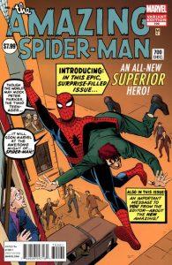 Amazing Spider-Man #700 (2012)