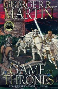 George R. R. Martin's A Game of Thrones #13 (2012)