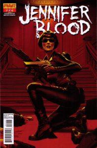 Jennifer Blood #22 (2012)