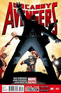 Uncanny Avengers #3 (2012)