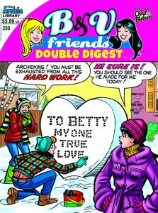 B&V Friends Double Digest Magazine #230 (2012)