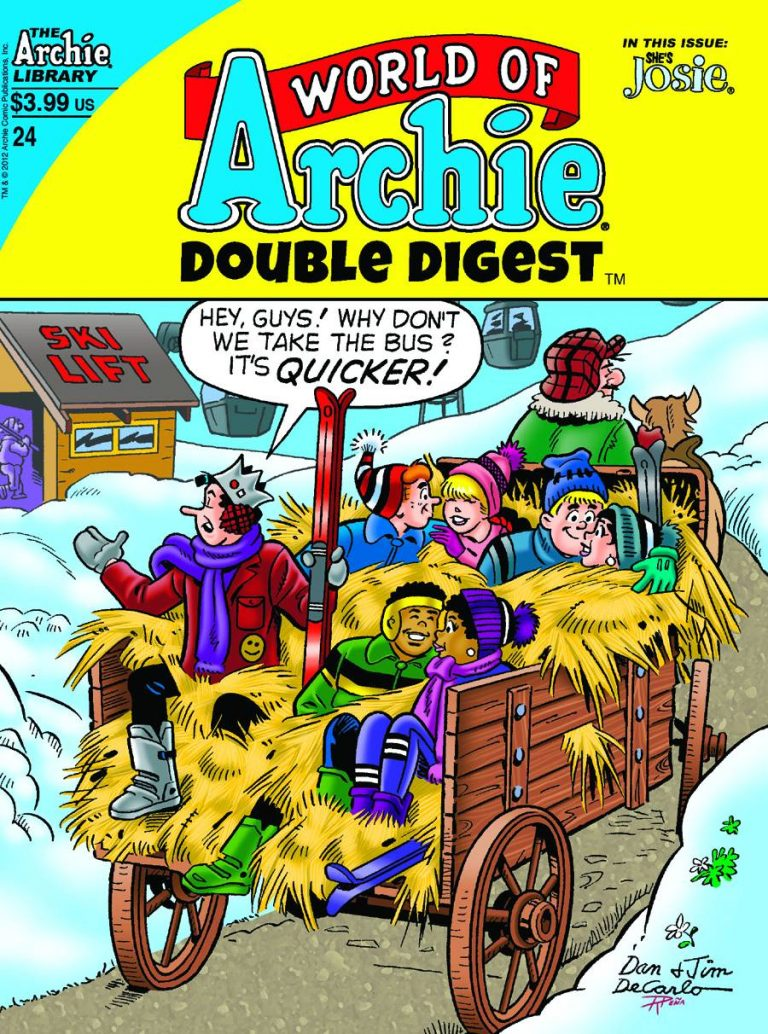 World of Archie Double Digest #24 (2012)