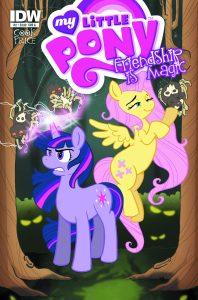 My Little Pony: Friendship Is Magic #2 (2012)