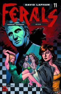 Ferals #11 (2012)